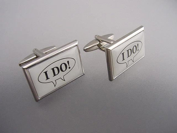 Wedding Cufflinks -