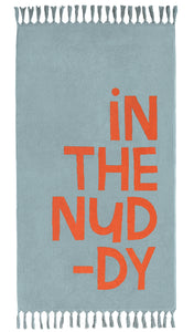 NUDDY BATH TOWEL