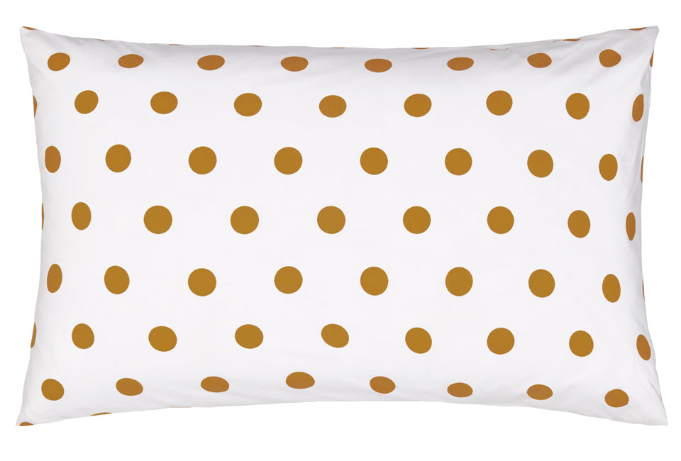 JUMBO SPOT PILLOWCASE