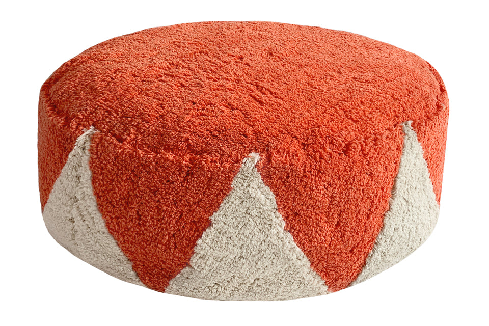 Watermelon Circus Floor Cushion by Castle