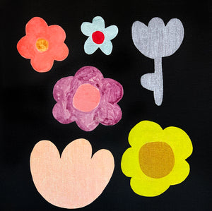 6 LITTLE FLOWERS