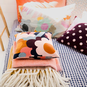 Jumble Garden Cushion Cover by Castle