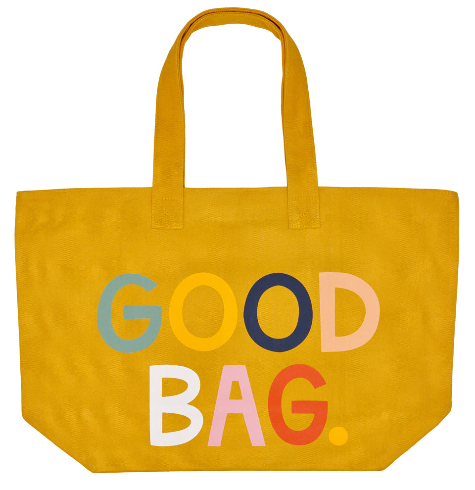 GOOD BAG TOTE BAG