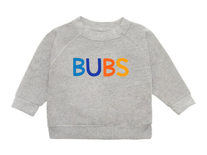 PRE ORDER BABY BUBS SWEATER