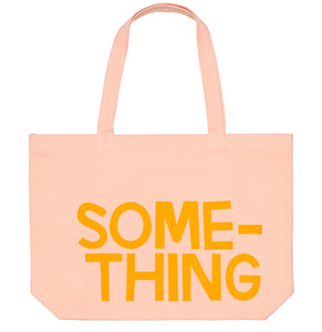 SOMETHING TOTE BAG