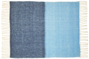 Blue Bumble Blanket Flat by Castle