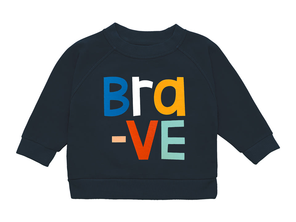 BABY BRAVE SWEATER