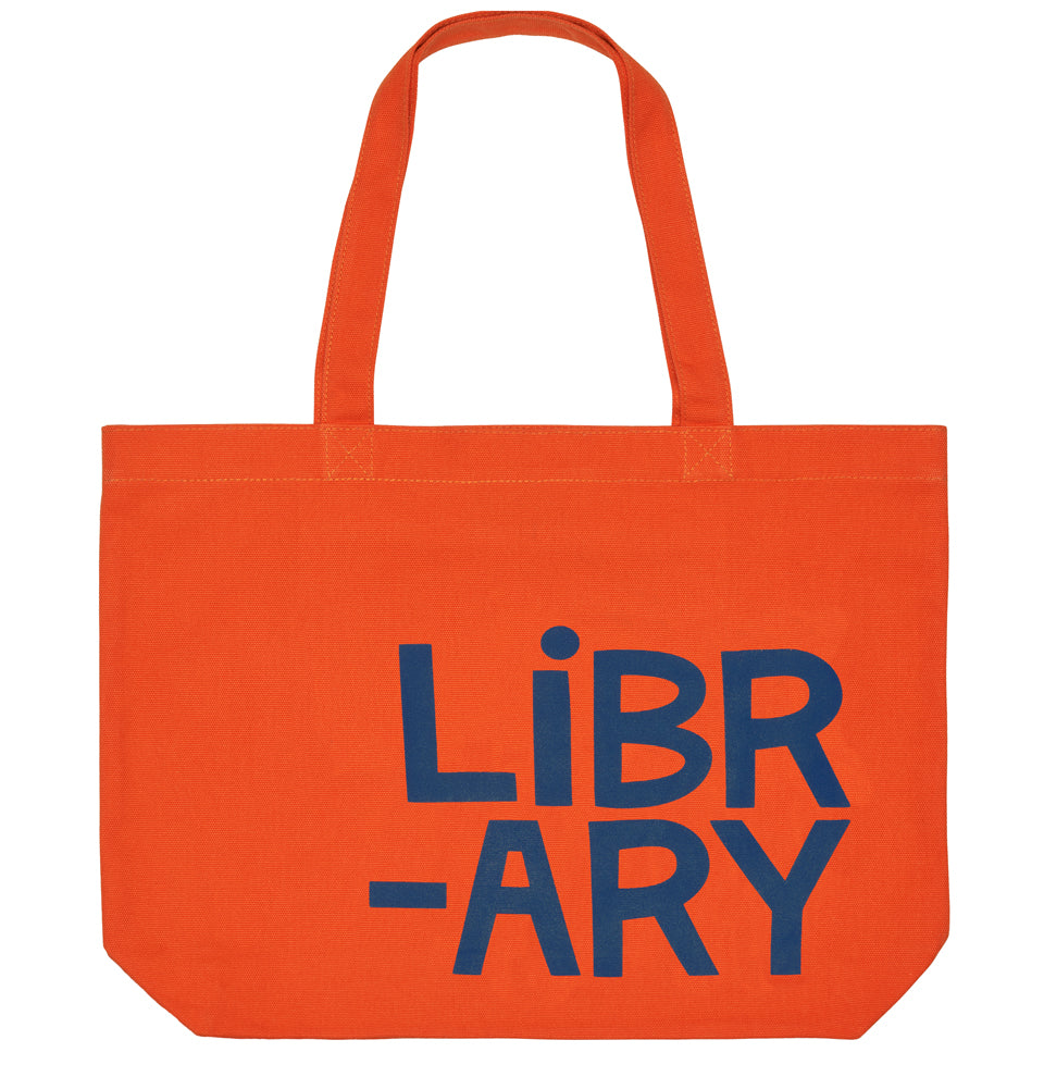 Library Tote Bag by Castle