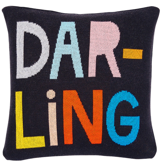 Darling Mini Cushion Cover by Castle. 30 x 30cm