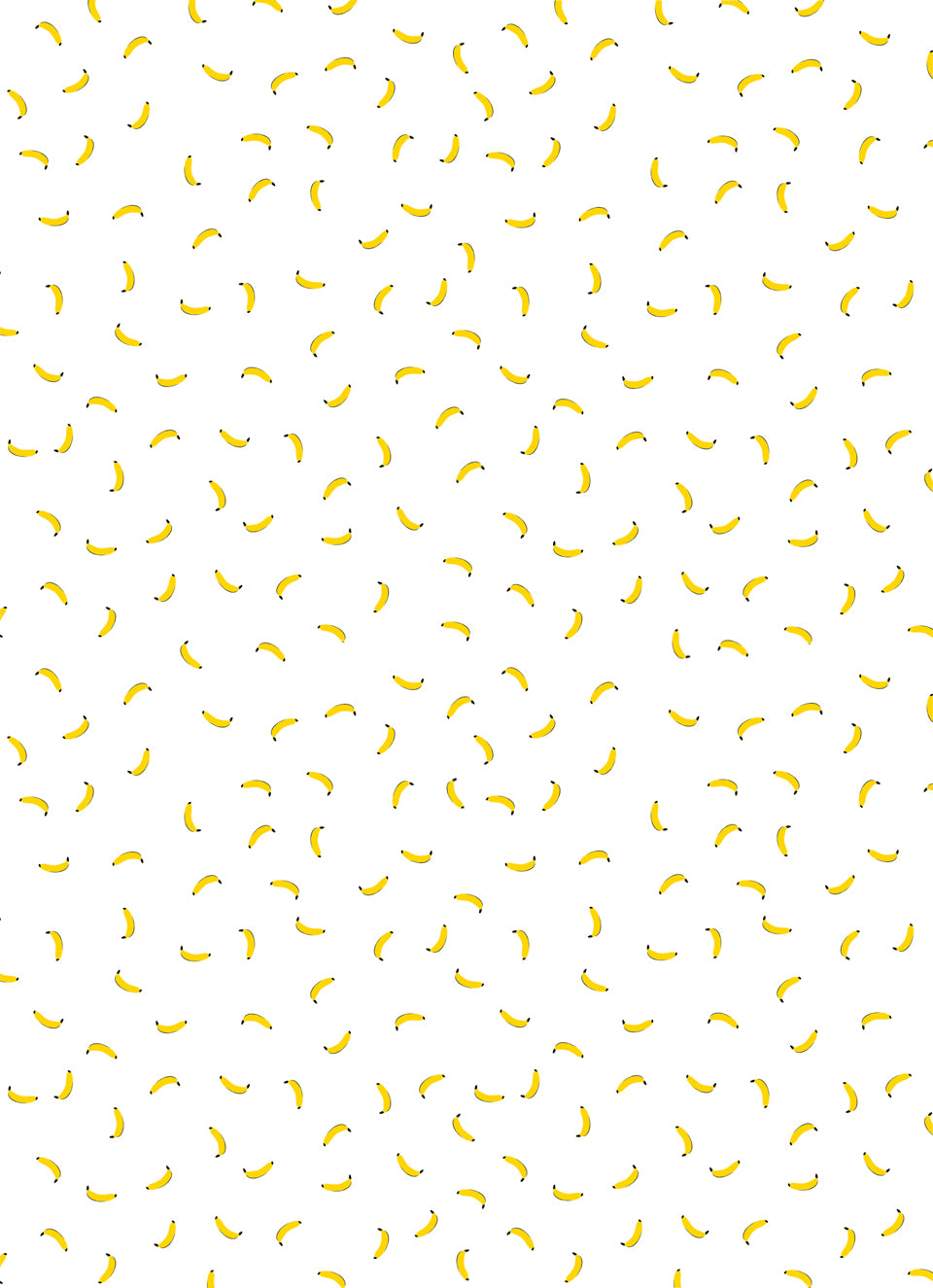 Banana Flat Sheet by Castle