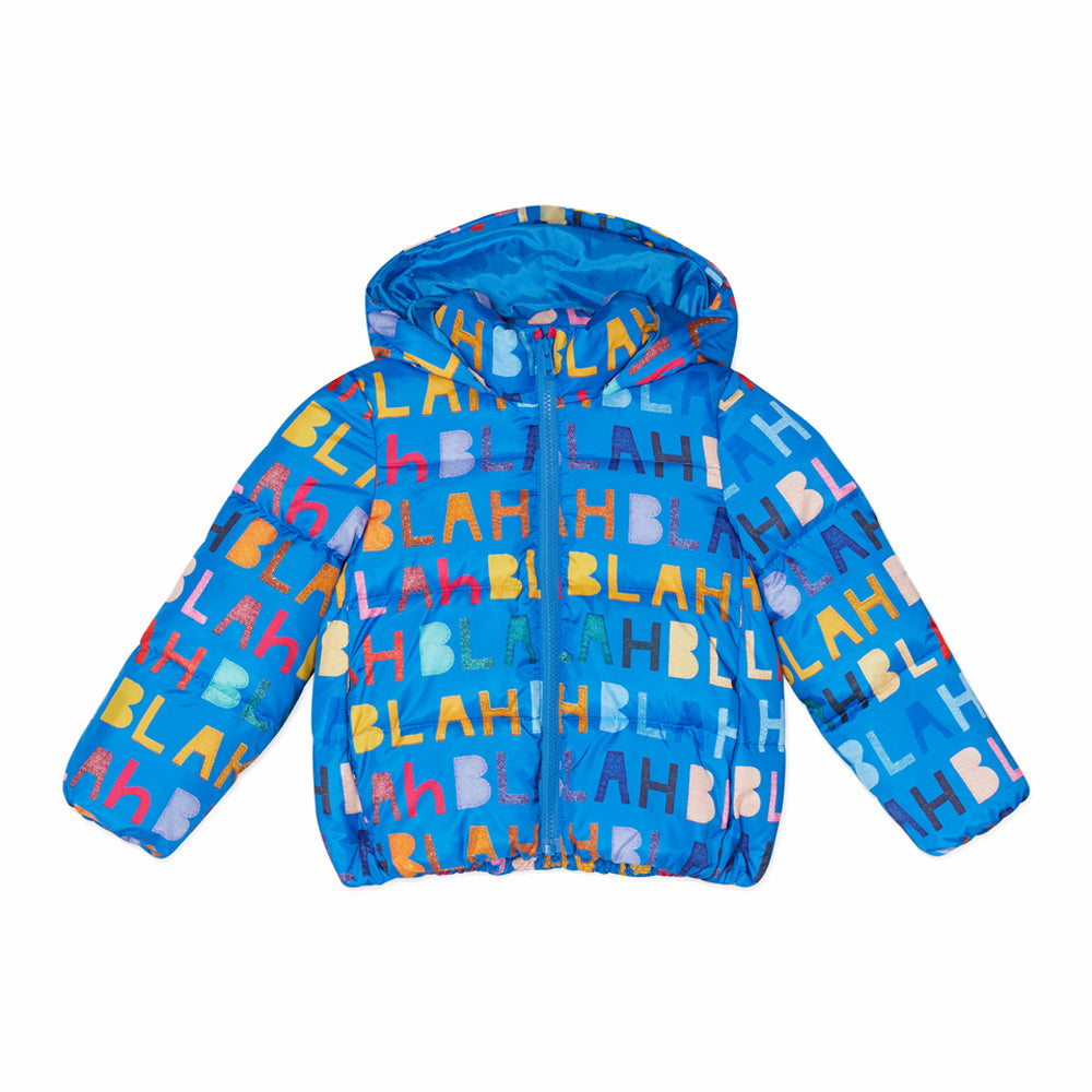 BLAH BLAH KIDS PUFFER JACKET
