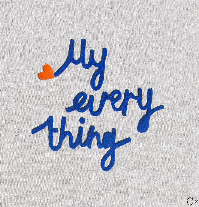 MY EVERY THING