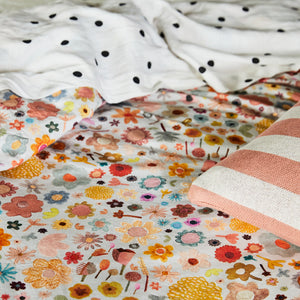 LITTLE GARDEN FLAT SHEET