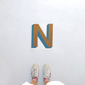 N IS FOR NOTHING 1
