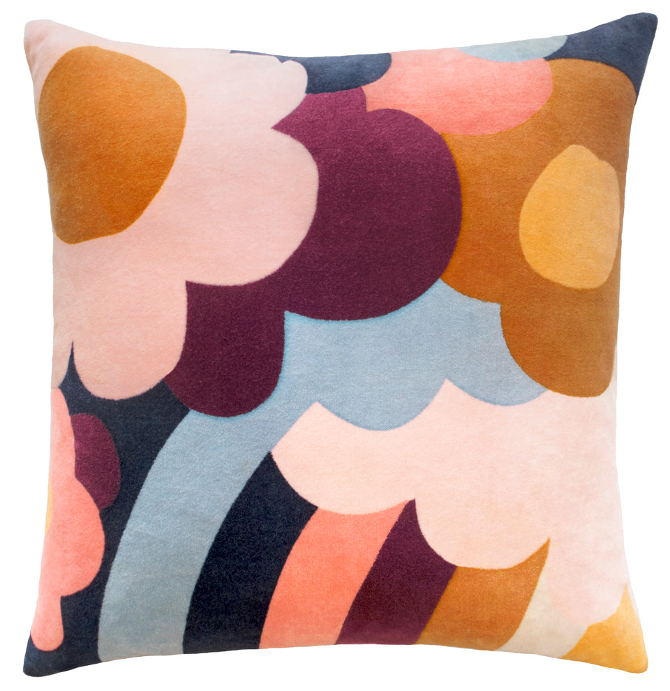 JUMBLE GARDEN CUSHION COVER