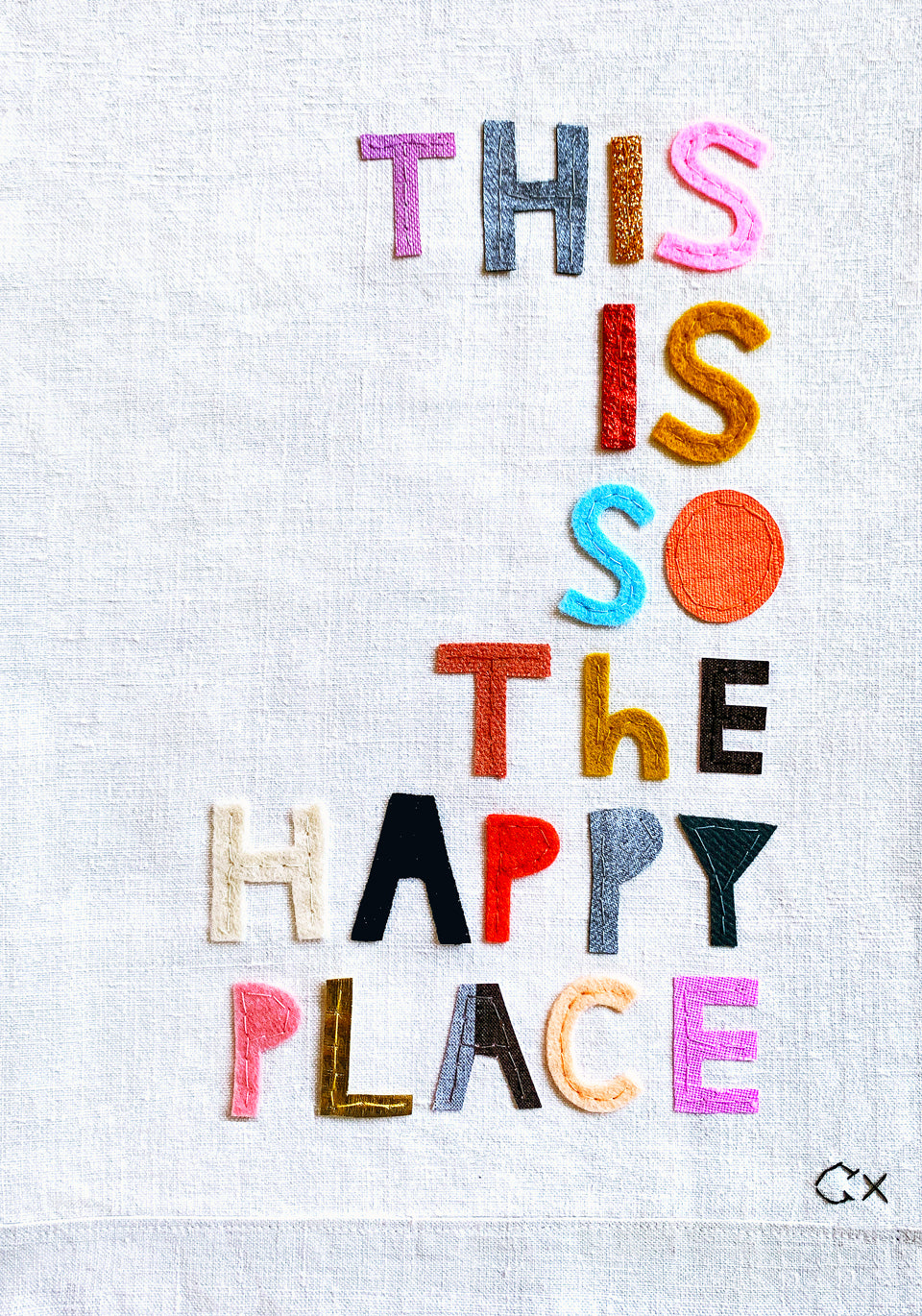 THE HAPPY LITTLE PLACE