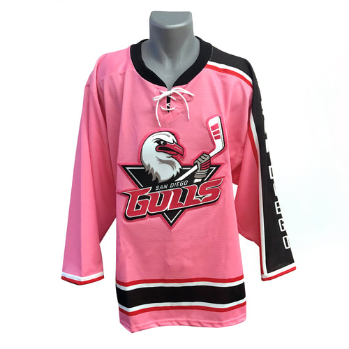 Authentic Pink in the Rink Jersey