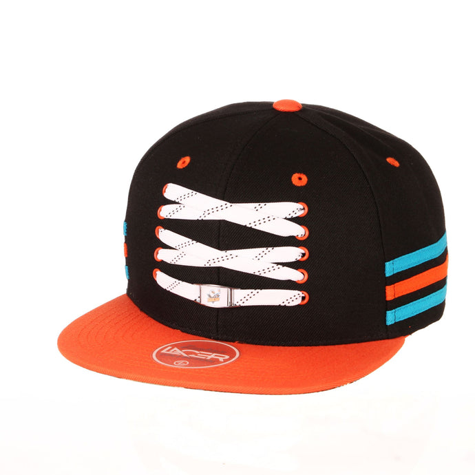 Zephyr Lacer Locker Room Snapback