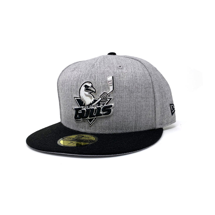 59Fifty Fitted Heather Grey Hat