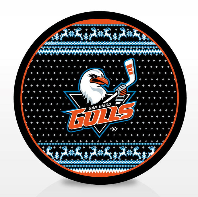 Ugly Sweater Puck