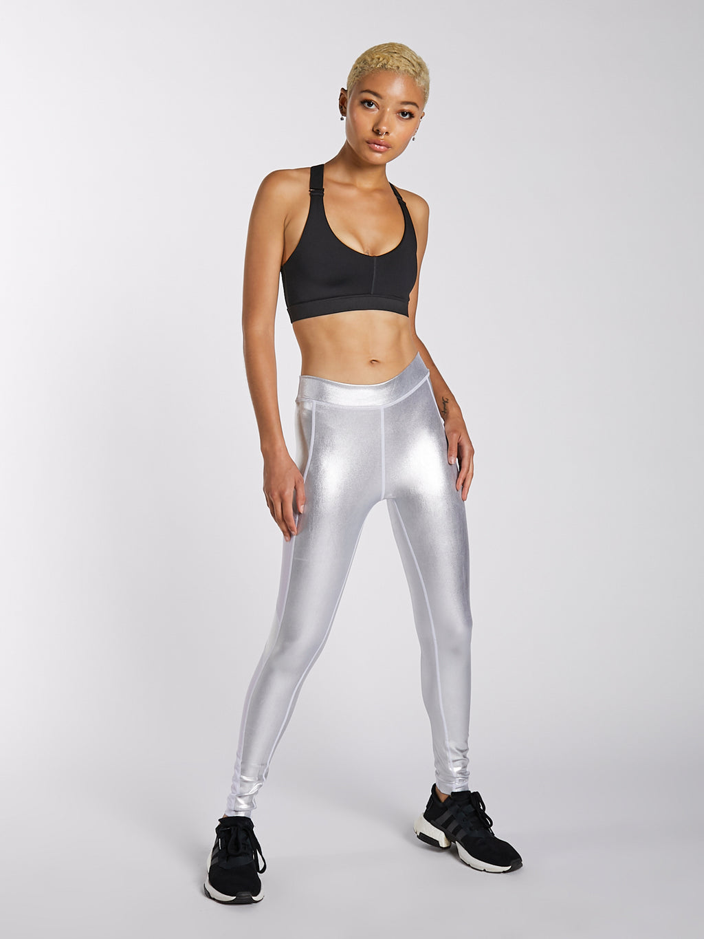 Side Panel Legging