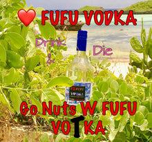 Load image into Gallery viewer, I❤️FUFUVODKA