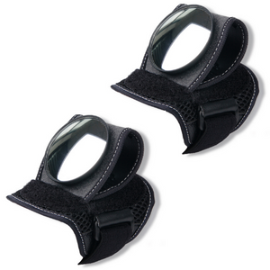 2 Pack - Bicycle Wrist Rearview Mirror
