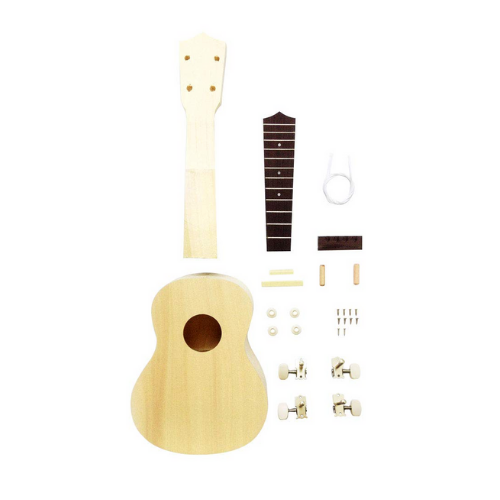 (1 Pack) DIY Ukulele Kit