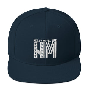 LOGO LIDS DARK NAVY