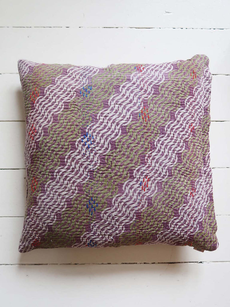 Kantha Cushion M - 896