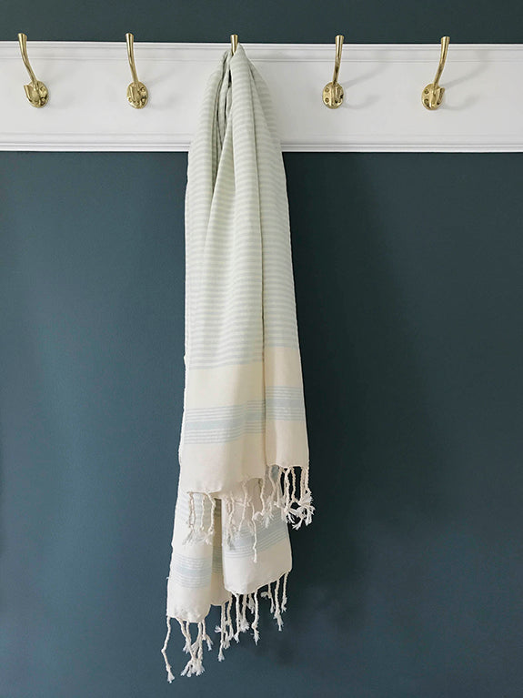 Hamam Towel Baby Blue