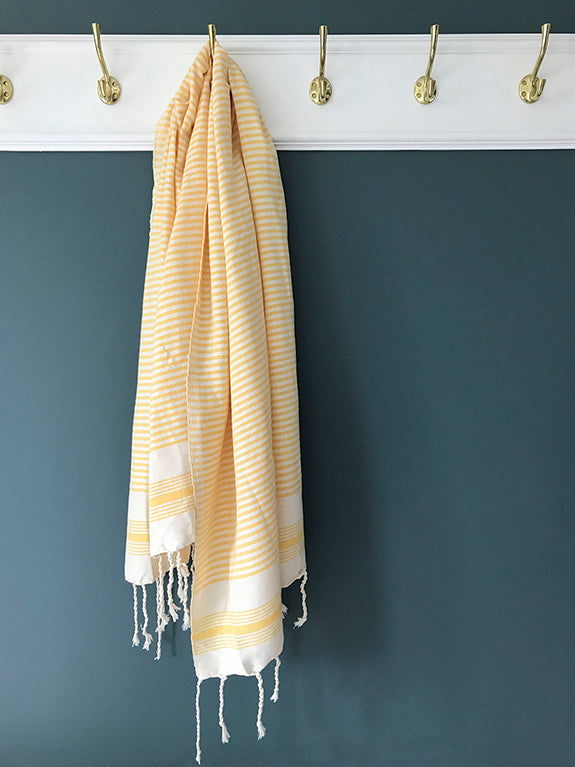 Hamam Towel Yellow