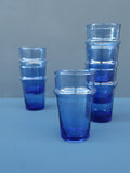 Beldi Glass Blue M - 6 pcs.