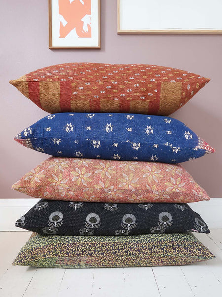 Kantha Cushion XL - 813