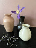 Thimi Mini Vase 02 - Black