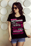 10 REASONS QUEENS ARE BORN IN NOVEMBER, GET BIRTHDAY BASH 50% OFF PLUS (FLAT SHIPPING) - LA Shirt Company