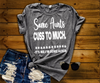 """SOME AUNTS CUSS TO MUCH... ""( Shirt 50% Off Today) FOR WOMAN'S FLAT SHIPPING. - LA Shirt Company"