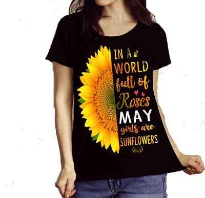 """May Combo (Sunflower And 3 Sides)"" 2 Combo Pack(Flat Shipping) - LA Shirt Company"
