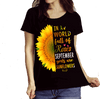"""September Combo (Sunflower And 3 Sides)"" 2 Combo Pack(Flat Shipping) - LA Shirt Company"