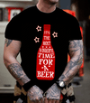"""2 Combo (Beer Lovers)""(Flat Shipping) 50 % OFF - LA Shirt Company"