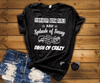 """February Born Girls Are Splash of Sassy"" 50% Off for B'day Girls. Flat Shipping. - LA Shirt Company"
