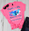 """CAPRICORN GIRL"" I CAN BE MEAN AF SWEET AS CANDY.....( SHIRT 50% OFF ) FOR WOMAN'S FLAT SHIPPING. - LA Shirt Company"