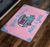 """Campers Life Customizable Doormats With Your Name""  Special Doormats Exclusive(FLAT SHIPPING) - LA Shirt Company"
