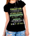 """Get Exclusive Discount On February Combo Pack Of 5 Shirts""(Flat Shipping) For B'day Girls. - LA Shirt Company"