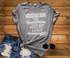 FEBRUARY GIRLS ARE SUNSHINE MIXED WITH LITTLE HURRICANE, BIRTHDAY BASH 50% OFF PLUS (FLAT SHIPPING) - LA Shirt Company