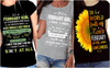 """Get Exclusive Discount On February Combo Pack Of 3 Shirts(Flat Shipping) For B'day Girls - LA Shirt Company"