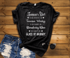"""January  Girl Is As Smooth As Whiskey.........As Warm As Brandy"" 50% Off for B'day Girls. Flat Shipping - LA Shirt Company"