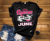 QUEENS ARE BORN IN JUNE, GET BIRTHDAY BASH 50% OFF PLUS (FLAT SHIPPING) - LA Shirt Company