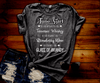 "June Girl Is As Smooth As Whiskey.........As Warm As Brandy"" 50% Off for B'day Girls. Flat Shipping - LA Shirt Company"