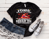 I WAS BORN IN JUNE, MY SCARS TELL A STORY, GET BIRTHDAY BASH 50% OFF PLUS (FLAT SHIPPING) - LA Shirt Company